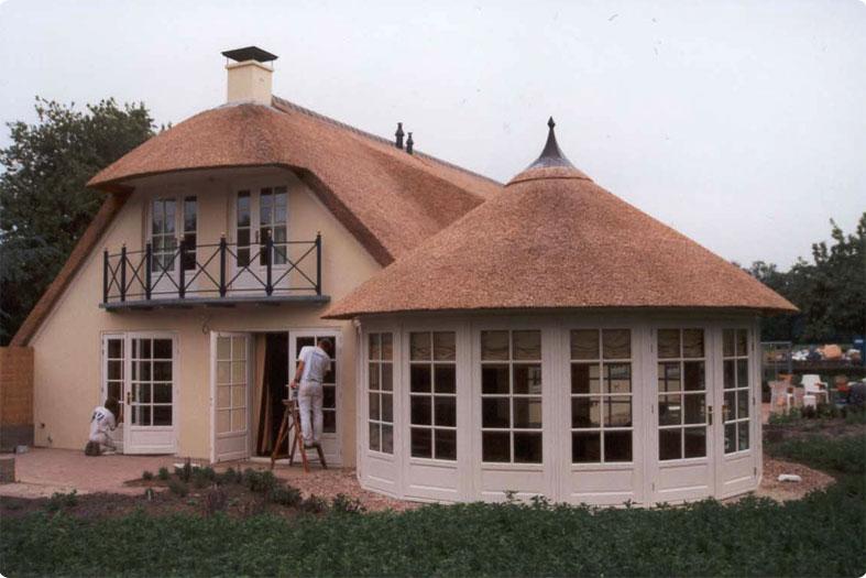 Verbouw woonboerderij Blesdijke